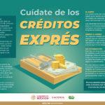 EFI_Mayo_Cuídate de los créditos exprés