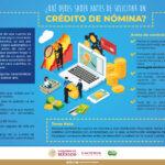 EFI_Julio_H_Qué debes saber antes de solicitar un crédito de nómina